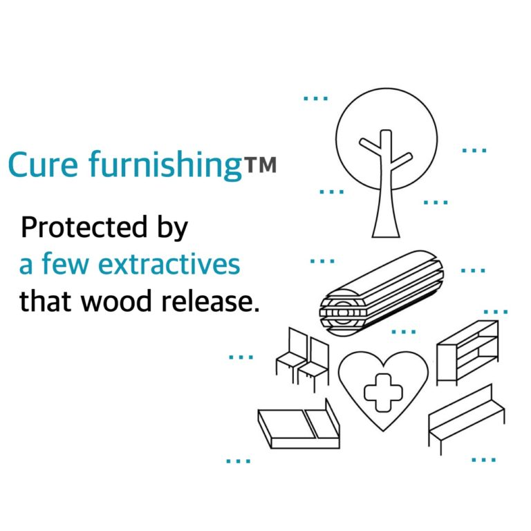 Cure Furnishing Pictogram