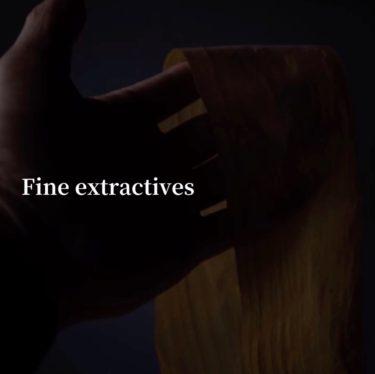 Fine extractives 動画 キュアファニシング