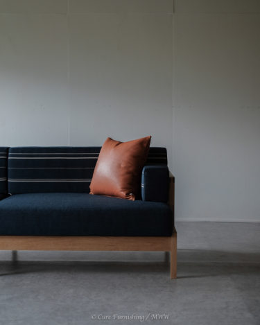 過去のオーダー家具をキュアファニッシングに照らして振り返るソファー編・キュアファニシングにおけるウレタンフォームの代替についての考察・Looking back the custom sofa in Cure Furnishing