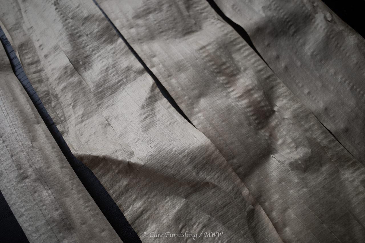 木材の微細放散成分 キュアファニシング
